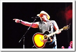 Craig in the Opry; Kenny in the Sudan; Randy's CD in stores in November; Toby in the Theater