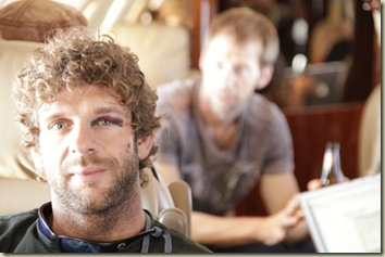 Billy Currington, stage collapse update
