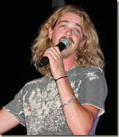 Bucky Covington Is Gearing Up To Headline NASCAR Post-Race Concert In Memphis