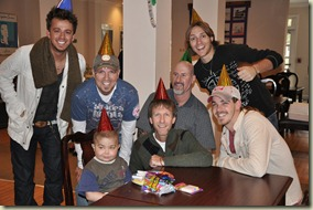 Bucky Covington, Sawyer Brown and Love and Theft bring holiday cheer to Vanderbilt Children's Hospital and Ronald McDonald House