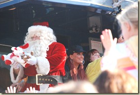 The Santa Train … the first report