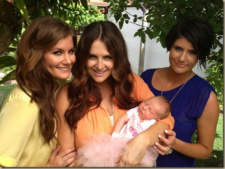 McClymonts and Baby