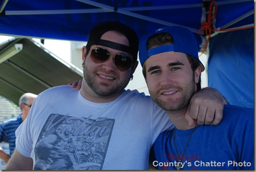 Swon Brothers and Dustin Lynch 001