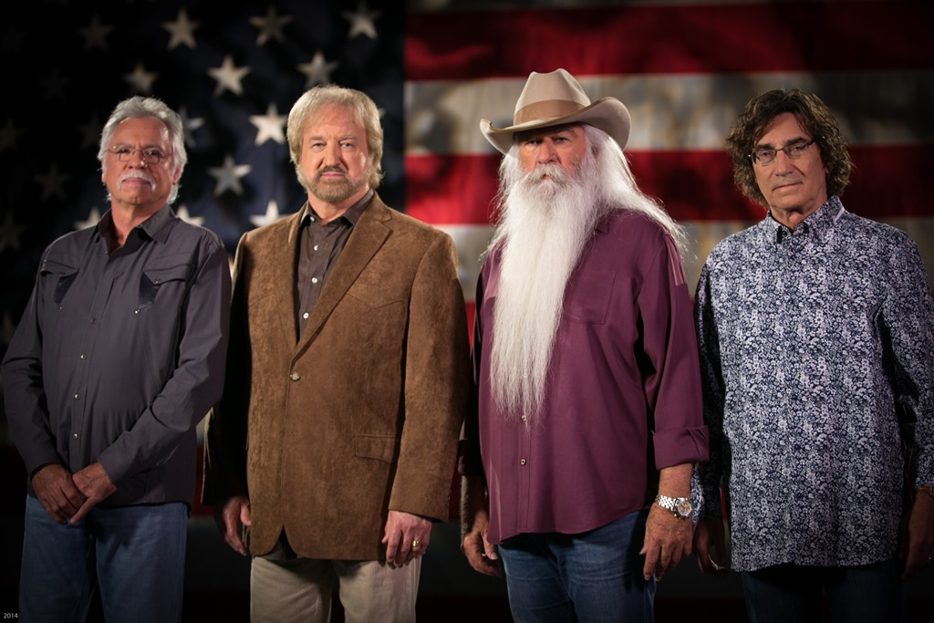 Oak Ridge Boys With Sounds Of Nashville