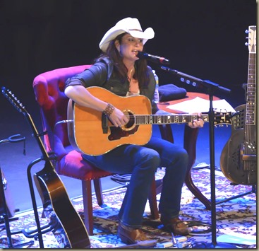 A Solo Acoustic Evening With Terri Clark W Opener Erin