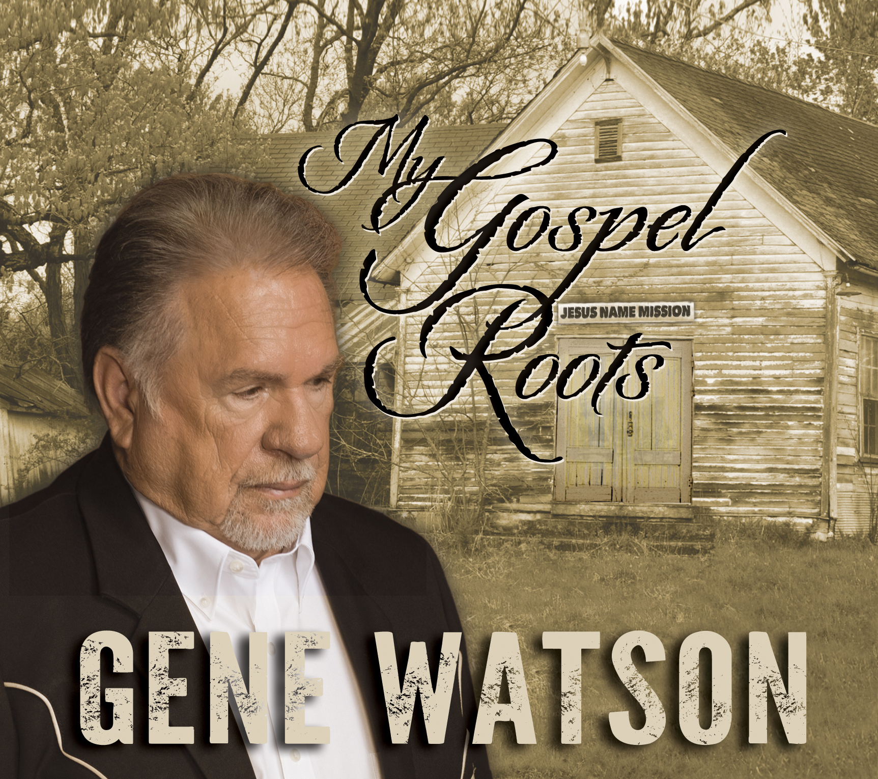Gene Watson Gets Back to His 'Gospel Roots' With Album Release December 8