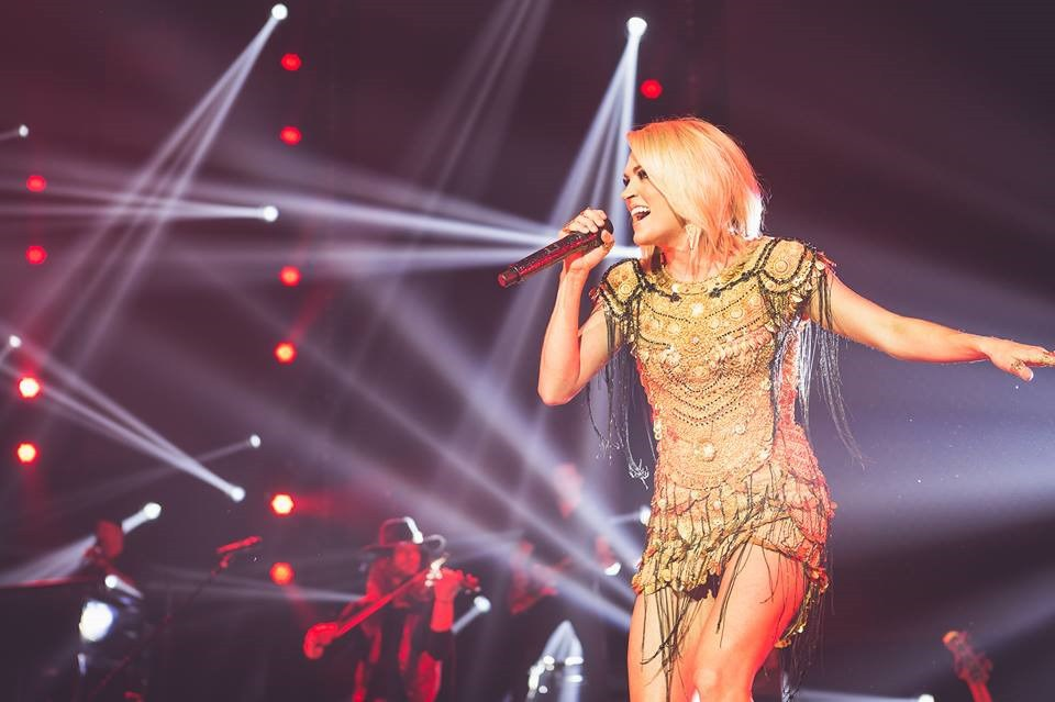 Carrie Underwood bringing her Storyteller Tour to all of her fans