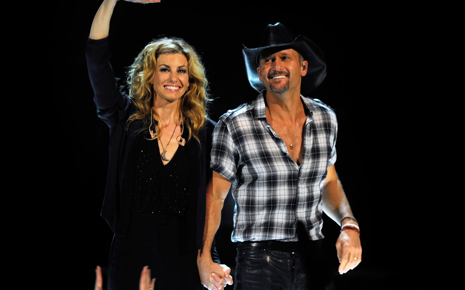 "Tim and Faith team up for first joint album, ""The Rest of Our Life"""