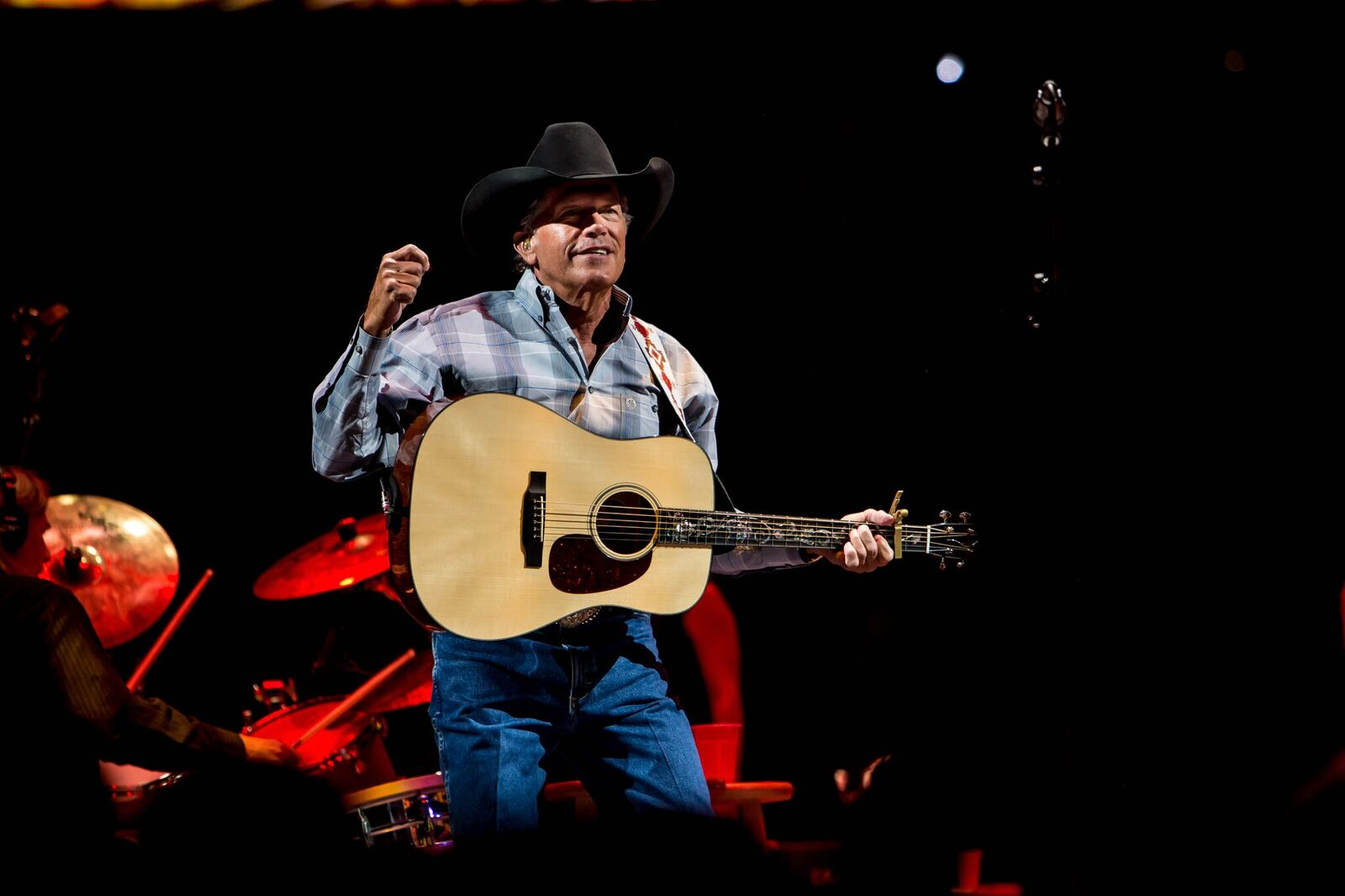 George Strait Supersized: The King returns to Las Vegas February 2-3, 2018