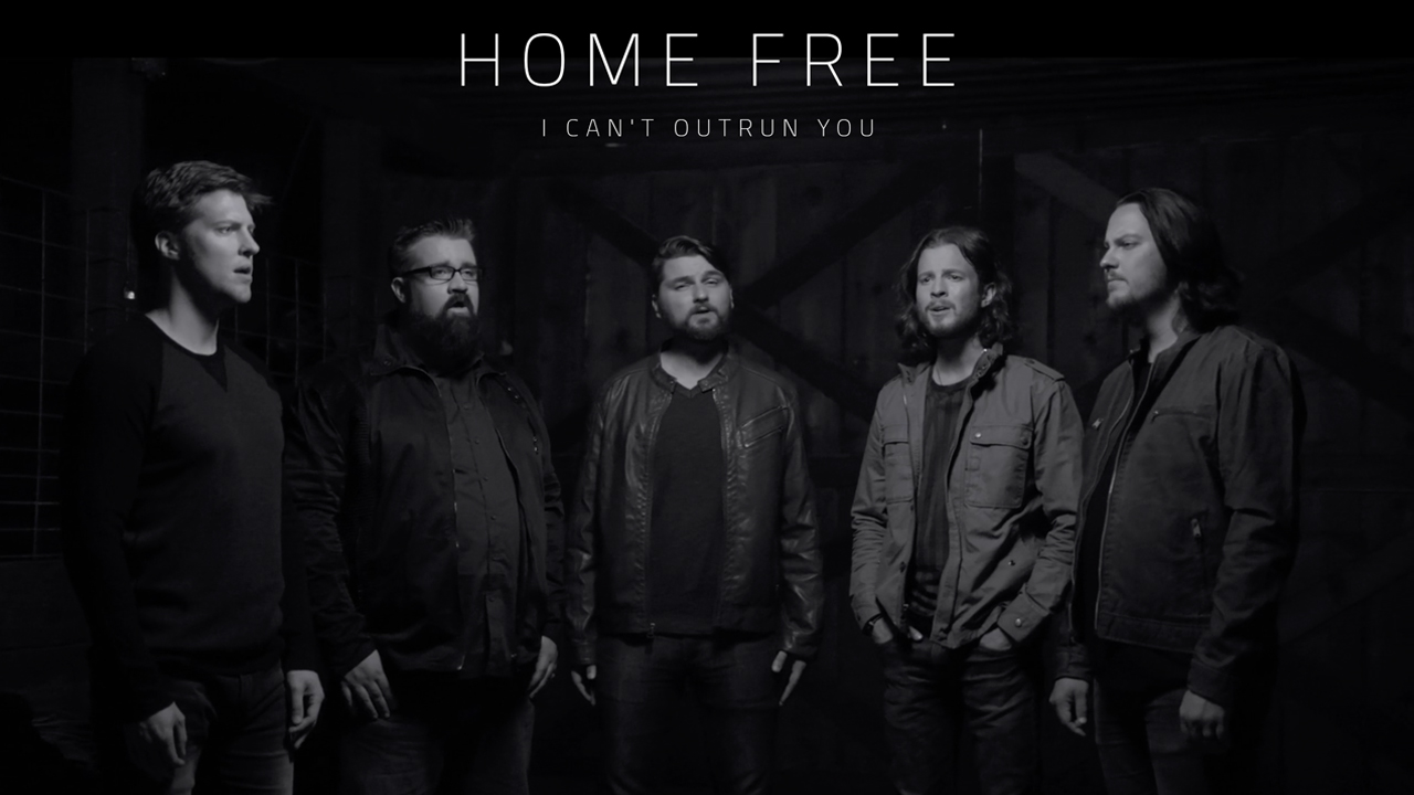 "Home Free debuts haunting ""I Can't Outrun You"" music video"