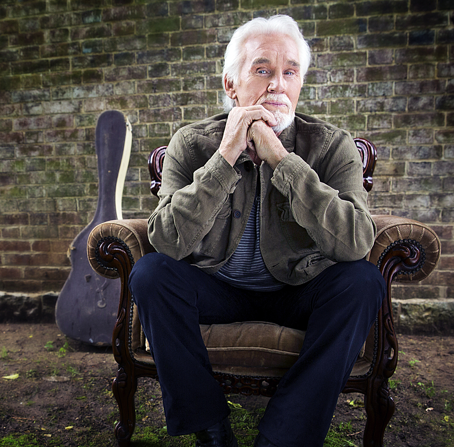 Country/Pop Superstar Kenny Rogers to be Inducted into Music City Walk of Fame