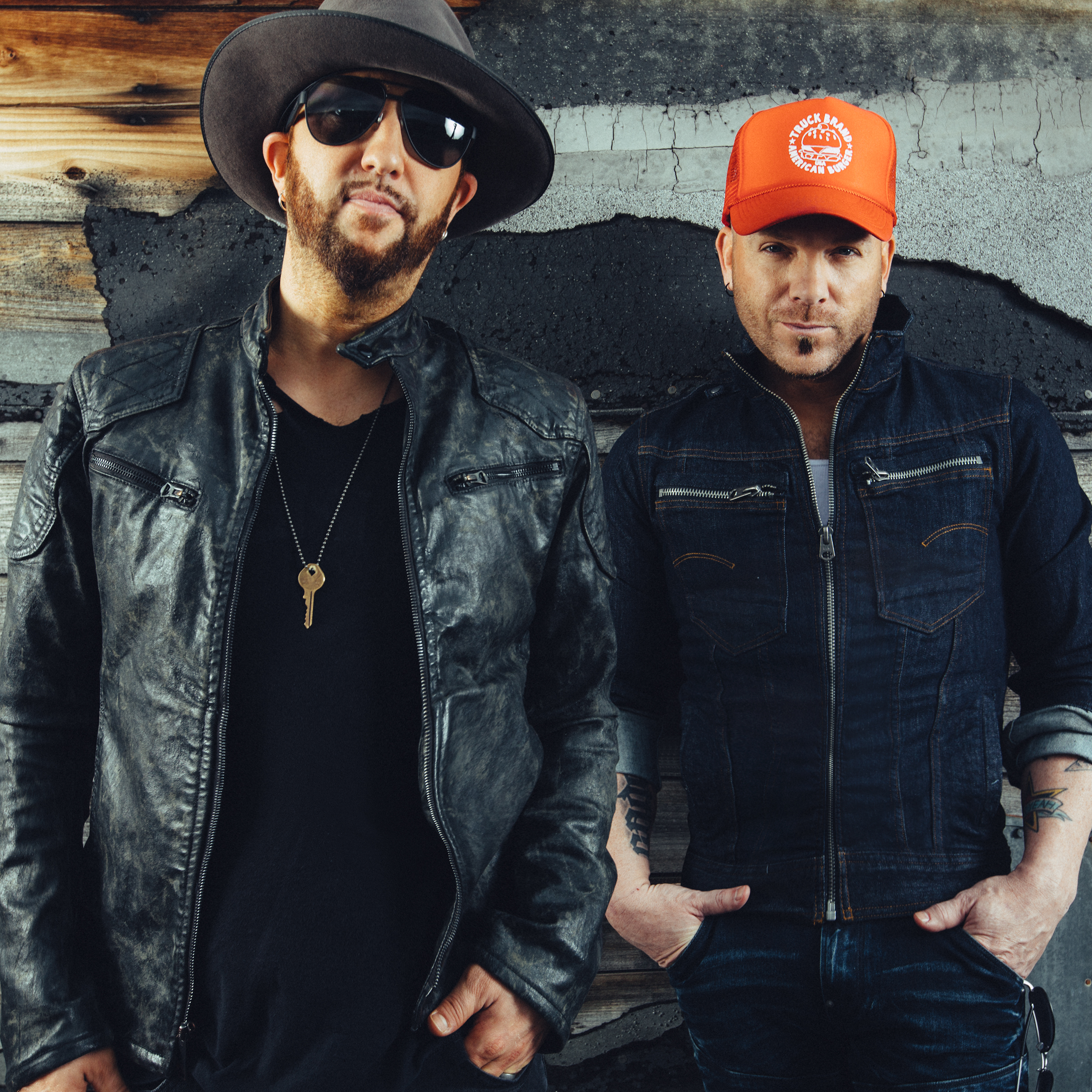 Red hot duo LOCASH join Tim McGraw and Faith Hill's Soul2Soul Tour this weekend
