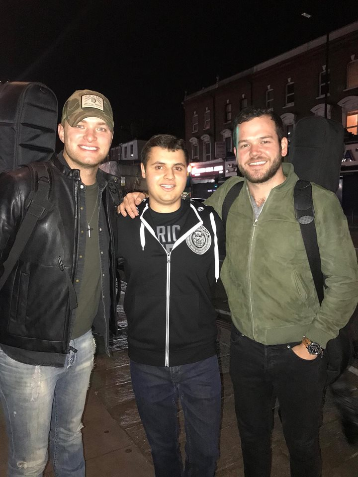 BMG and BBR Music Group celebrate Country Music Week in the UK with stellar performances from Randy Houser, Lindsay Ell and Walker McGuire