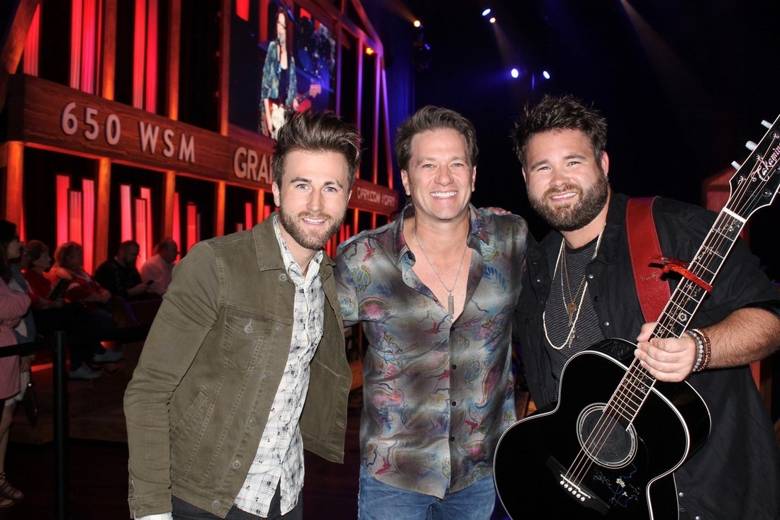 The Swon Brothers join The Kinkead Entertainment Agency