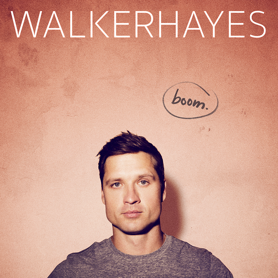 "Walker Hayes releases new track, ""Halloween"" ft. Nicolle Galyon, from forthcoming album, boom. (12/8)"