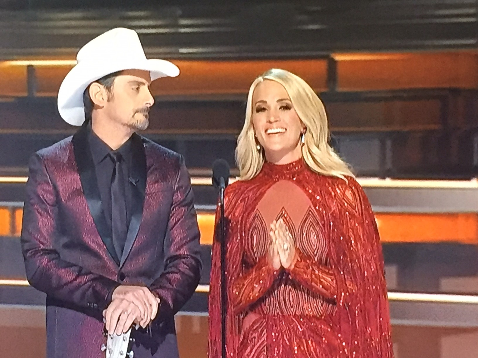 2017 CMA Award Winners