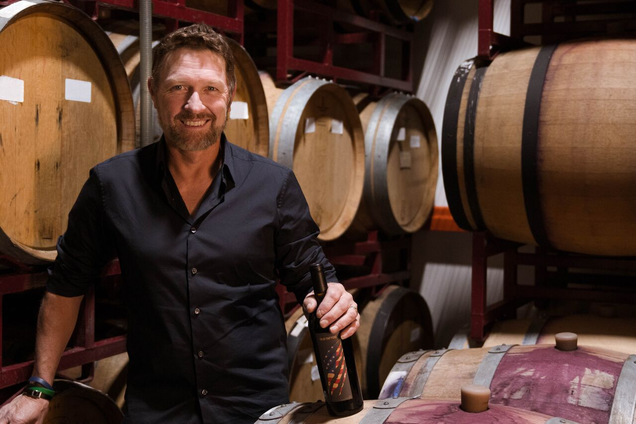 Craig Morgan and Lot18.com partner for limited edition wine