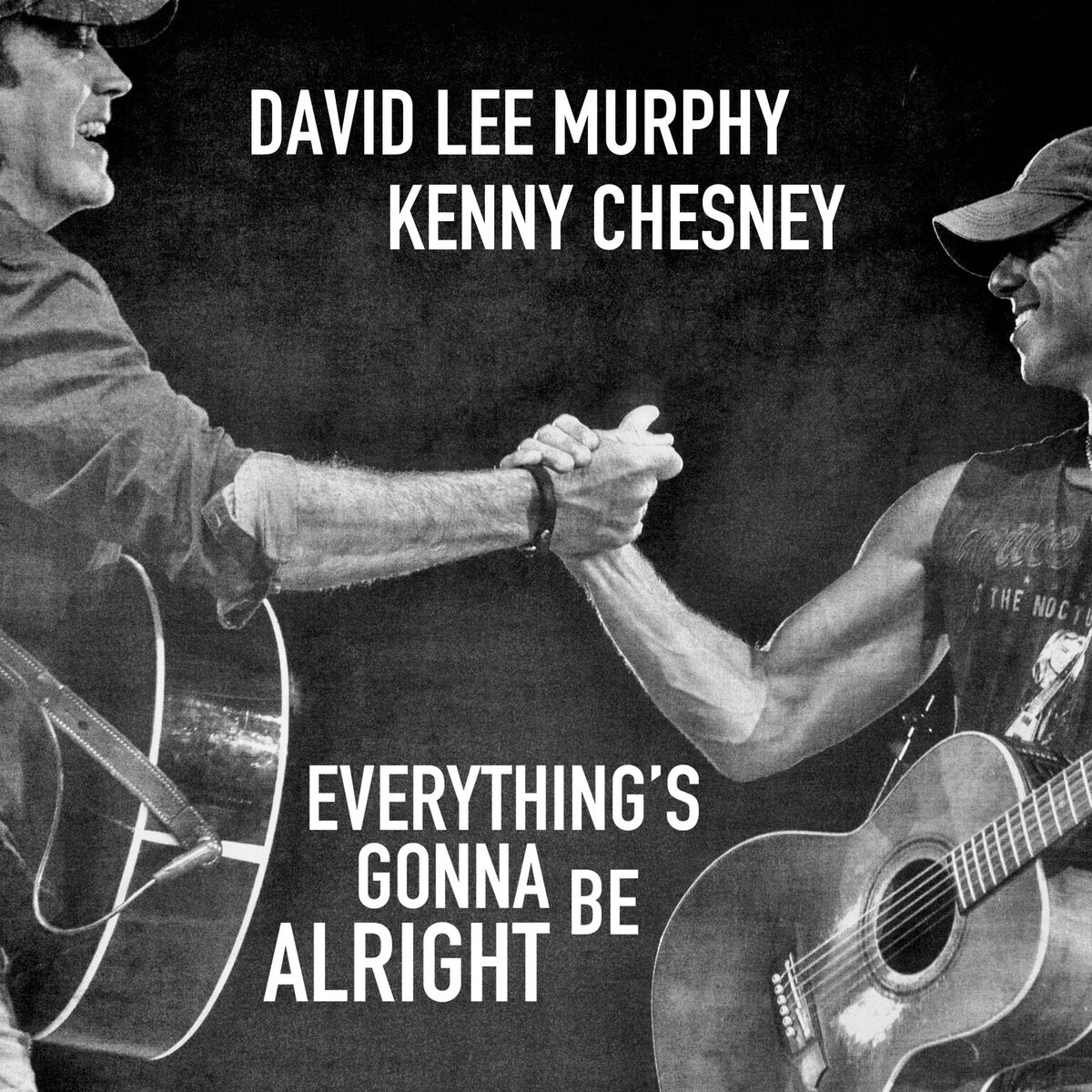 "David Lee Murphy ""Everything's Gonna Be Alright"" with Kenny Chesney hits radio today"