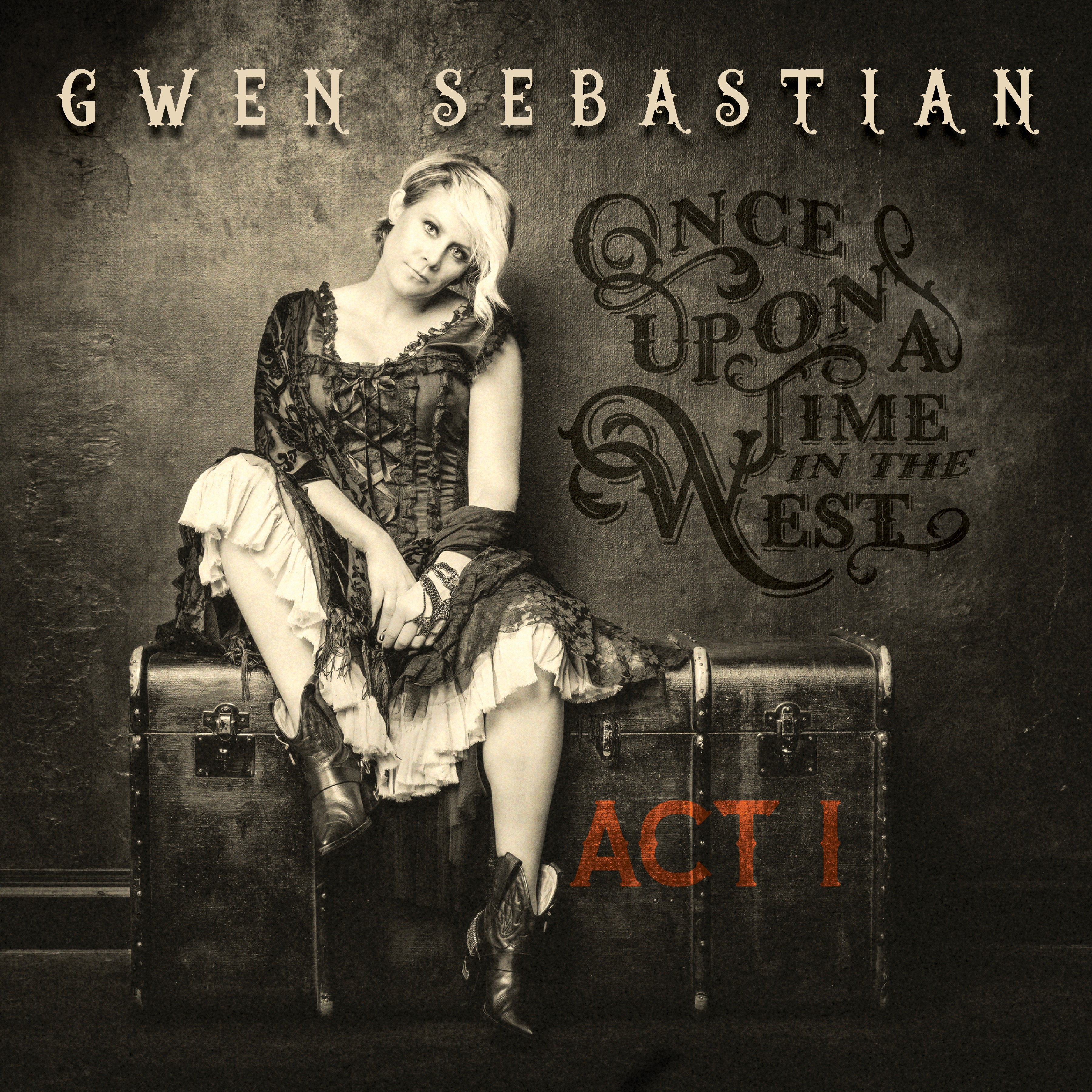 "Interview with Gwen Sebastian – ""Once Upon A time in the West: Act 1"" debuts at #1 on iTunes"