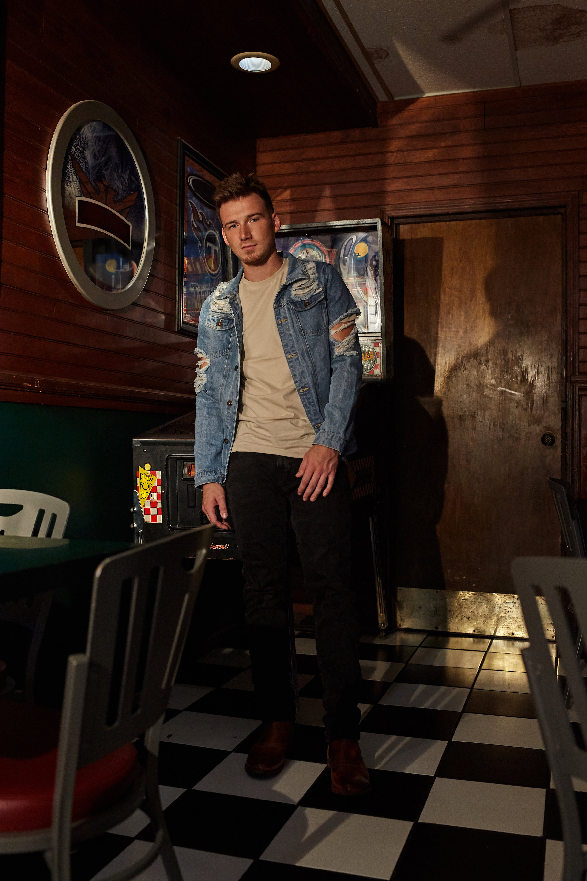 """Morgan Wallen is ready to turn """"Up Down"""""""