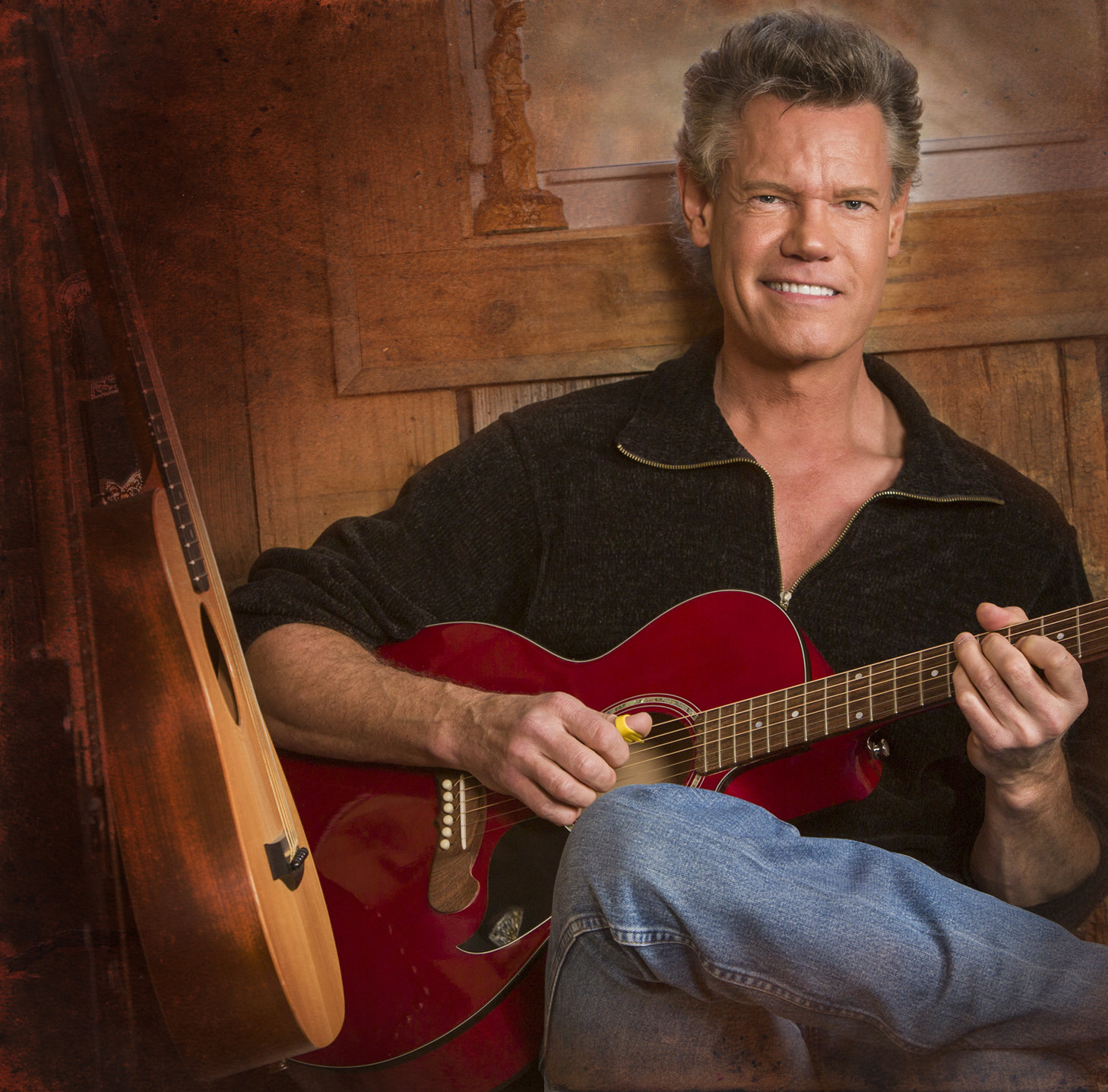 Madame Tussauds Nashville to unveil Randy Travis' wax figure on Dec. 1, 2017