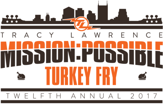 Tracy Lawrence's MISSION:POSSIBLE Turkey Fry a success in Nashville, Louisville and Dallas