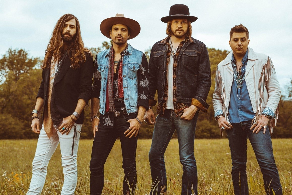A Thousand Horses saddle up for Kid Rock's Greatest Show on Earth Tour 2018