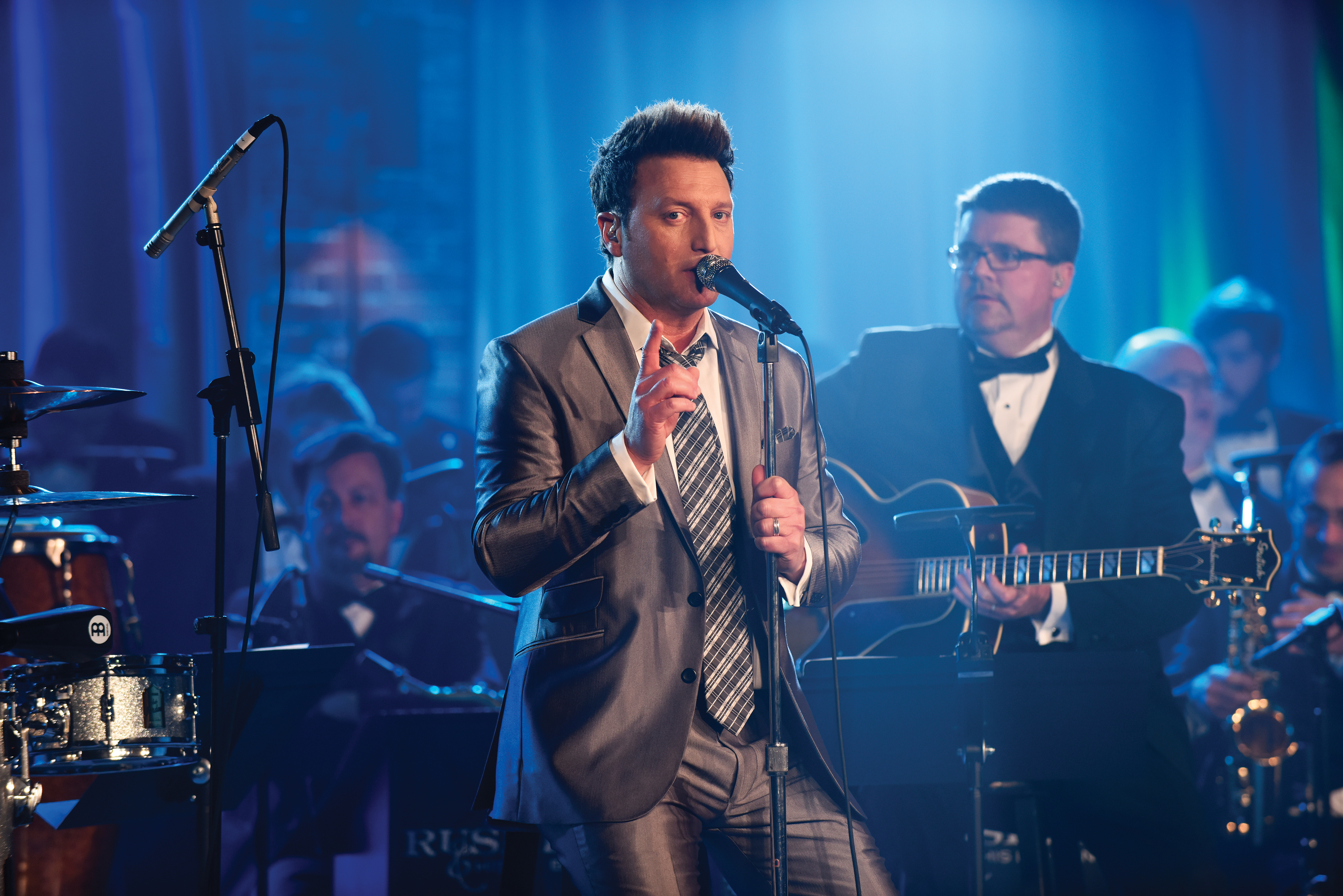 Nashville Palace Residency a Big Hit for Tim Rushlow and His Big Band