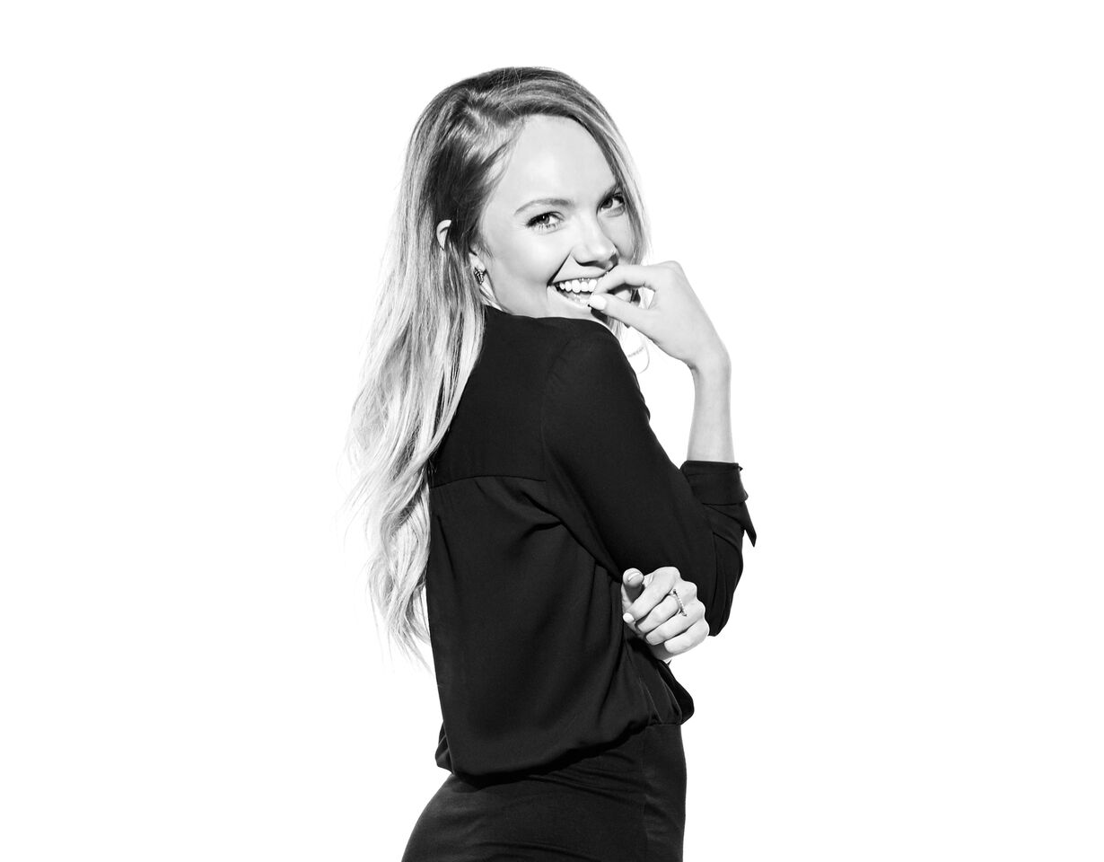Danielle Bradbery hits TODAY show 12/1/17 to celebrate release of I DON'T BELIEVE WE'VE MET