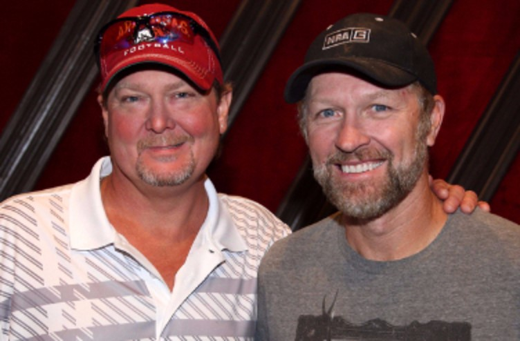 "Tracy Lawrence performs on ""Fox & Friends"" with special guest Craig Morgan on Tuesday November 7th"