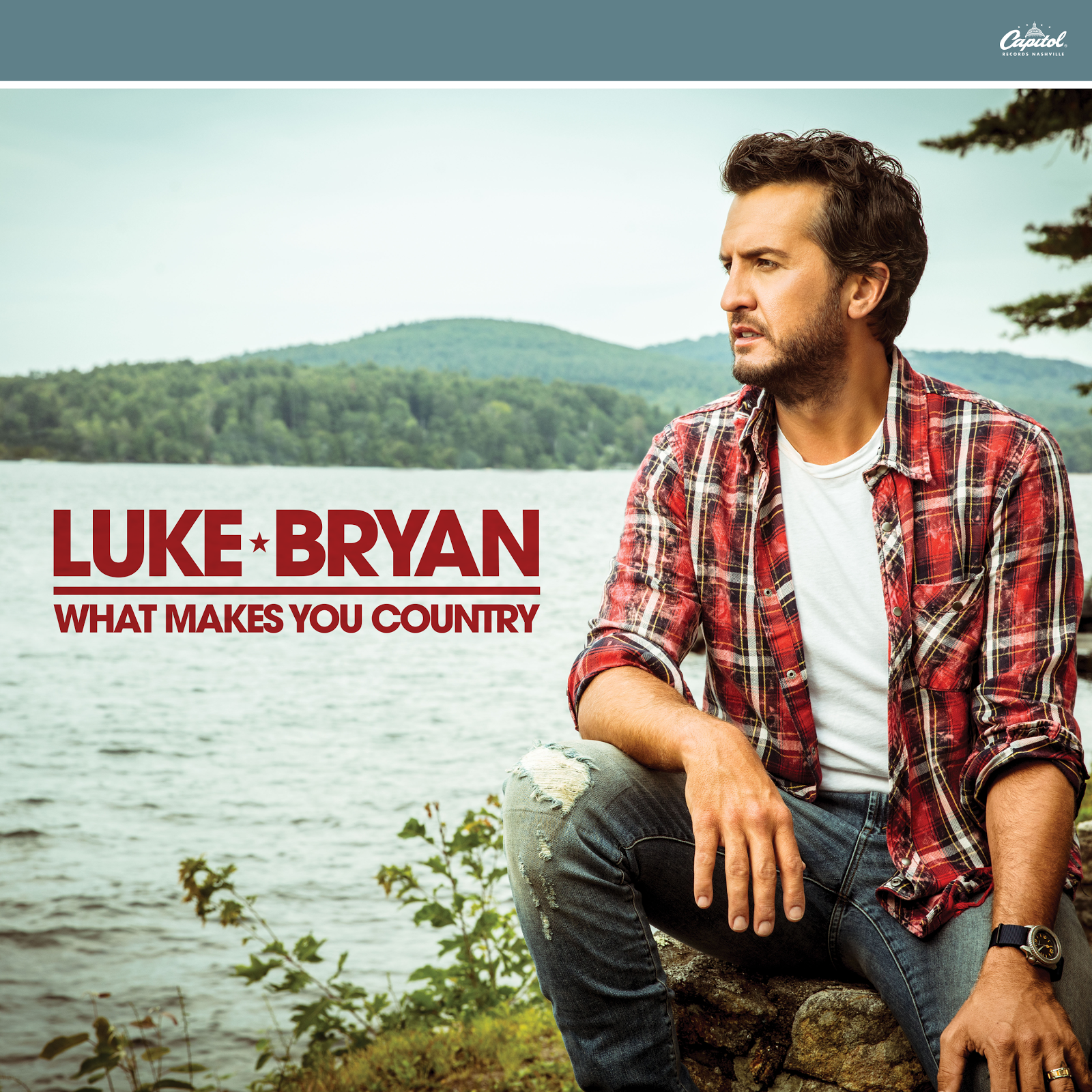 Luke Bryan Releases 'What Makes You Country'