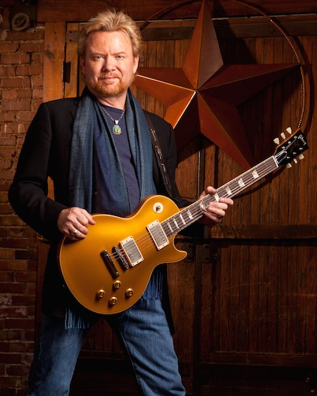 Lee Roy Parnell signs exclusively with New Frontier Touring for worldwide booking representation