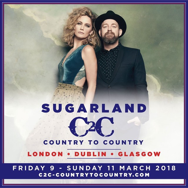 Sugarland is back