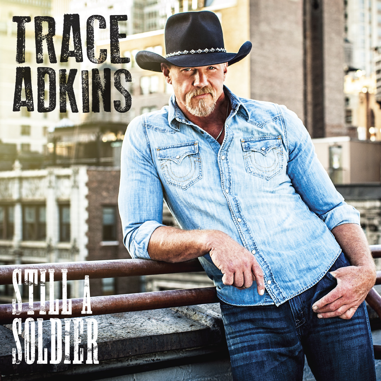 "Trace Adkins' ""Still A Soldier"" music video premiered on CMT"