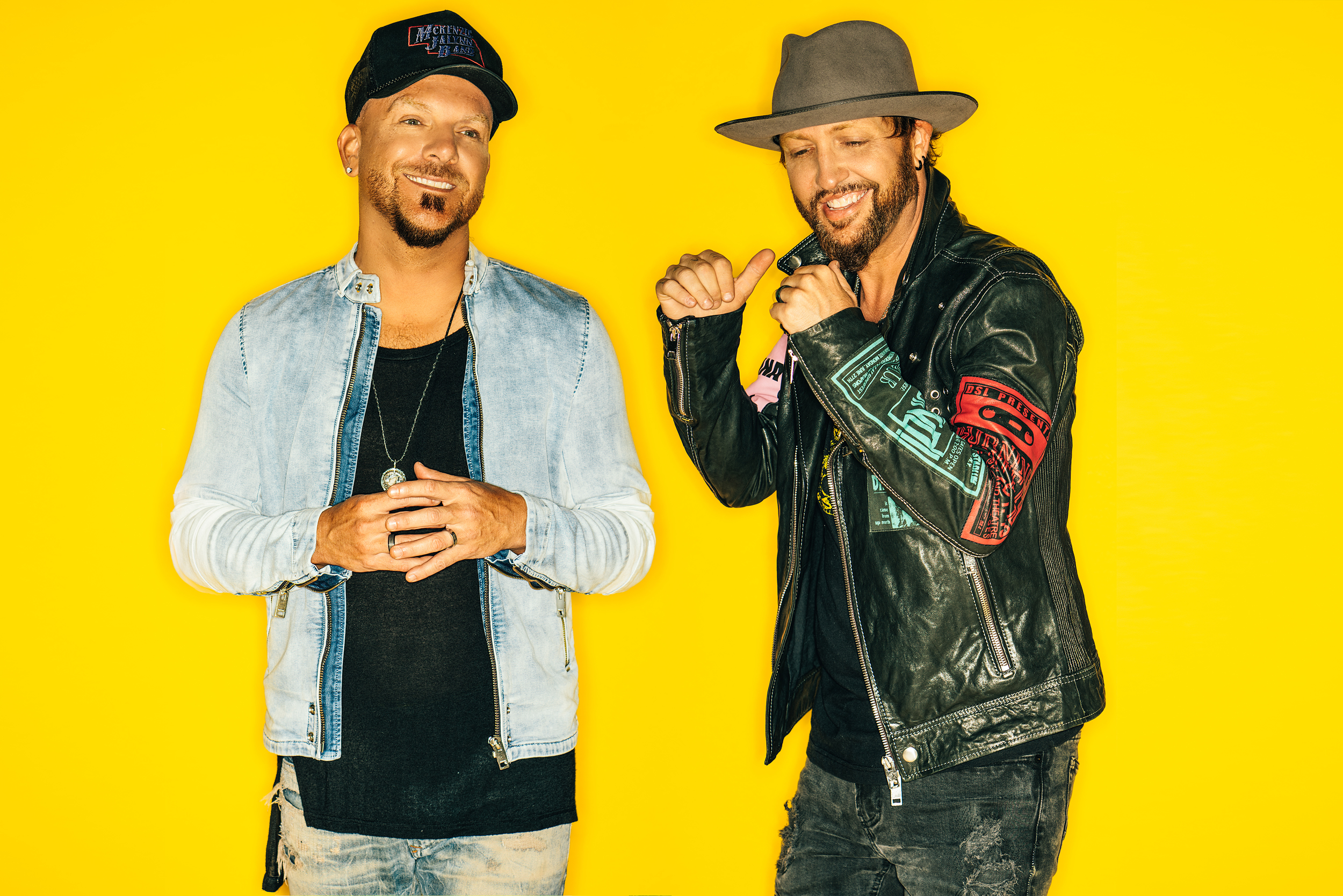 Don't Get Better Than That:  LOCASH scores two nominations for 53rd Academy of Country Music Awards