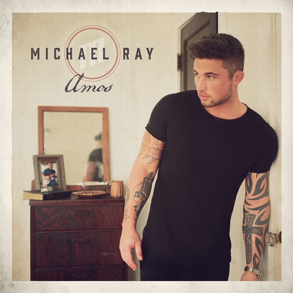 "Michael Ray makes a splash with ""Summer Water;"" New album AMOS available June 1"