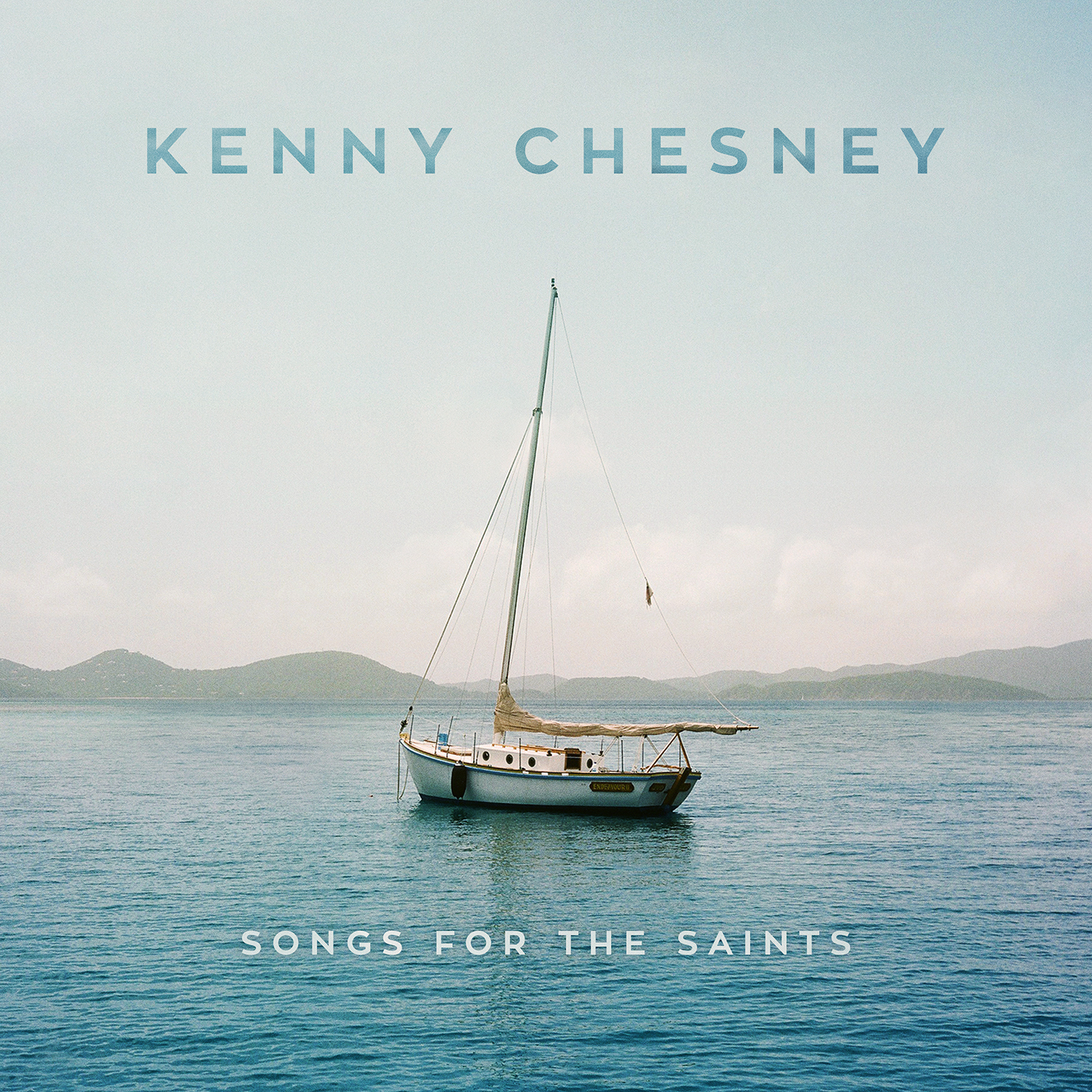 "Kenny Chesney's ""Get Along"" #1 Again, As SONGS FOR THE SAINTS Arrives"