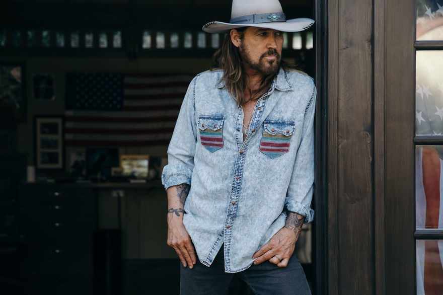 Billy Ray Cyrus to release new album The SnakeDoctor Circus