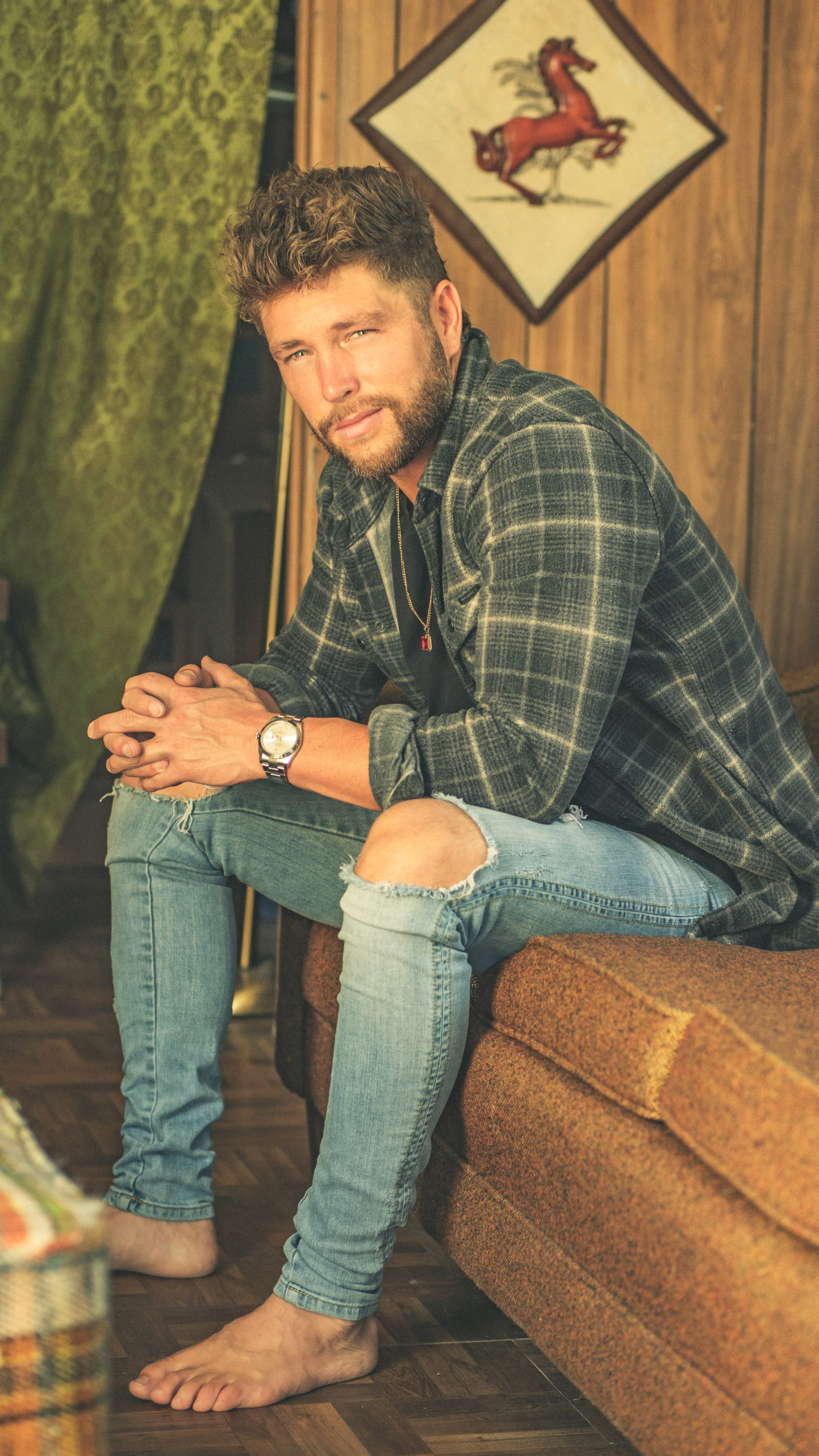 "Watch Now:  Chris Lane shares, ""I Don't Know About You"" live video"